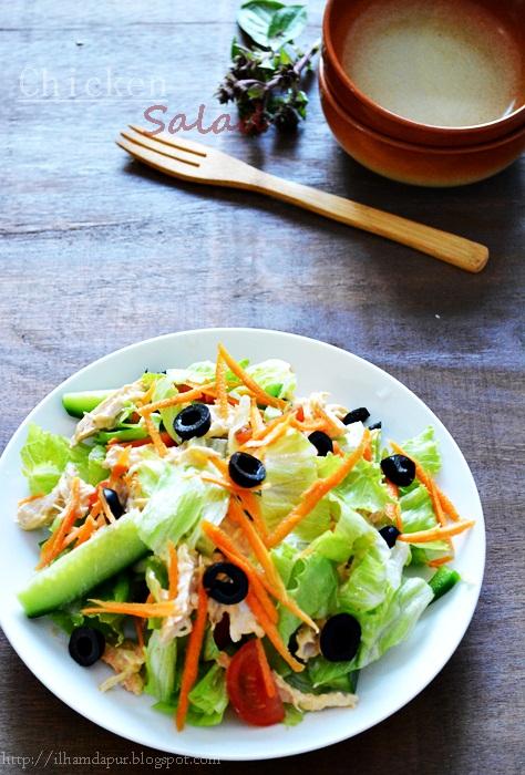 Agar Salad Lebih Efektif untuk Diet