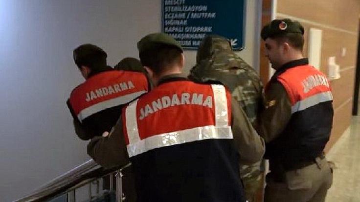 Σύλληψη δύο Ελλήνων στρατιωτικών από Τούρκους στα ελληνοτουρκικά σύνορα στον Έβρο