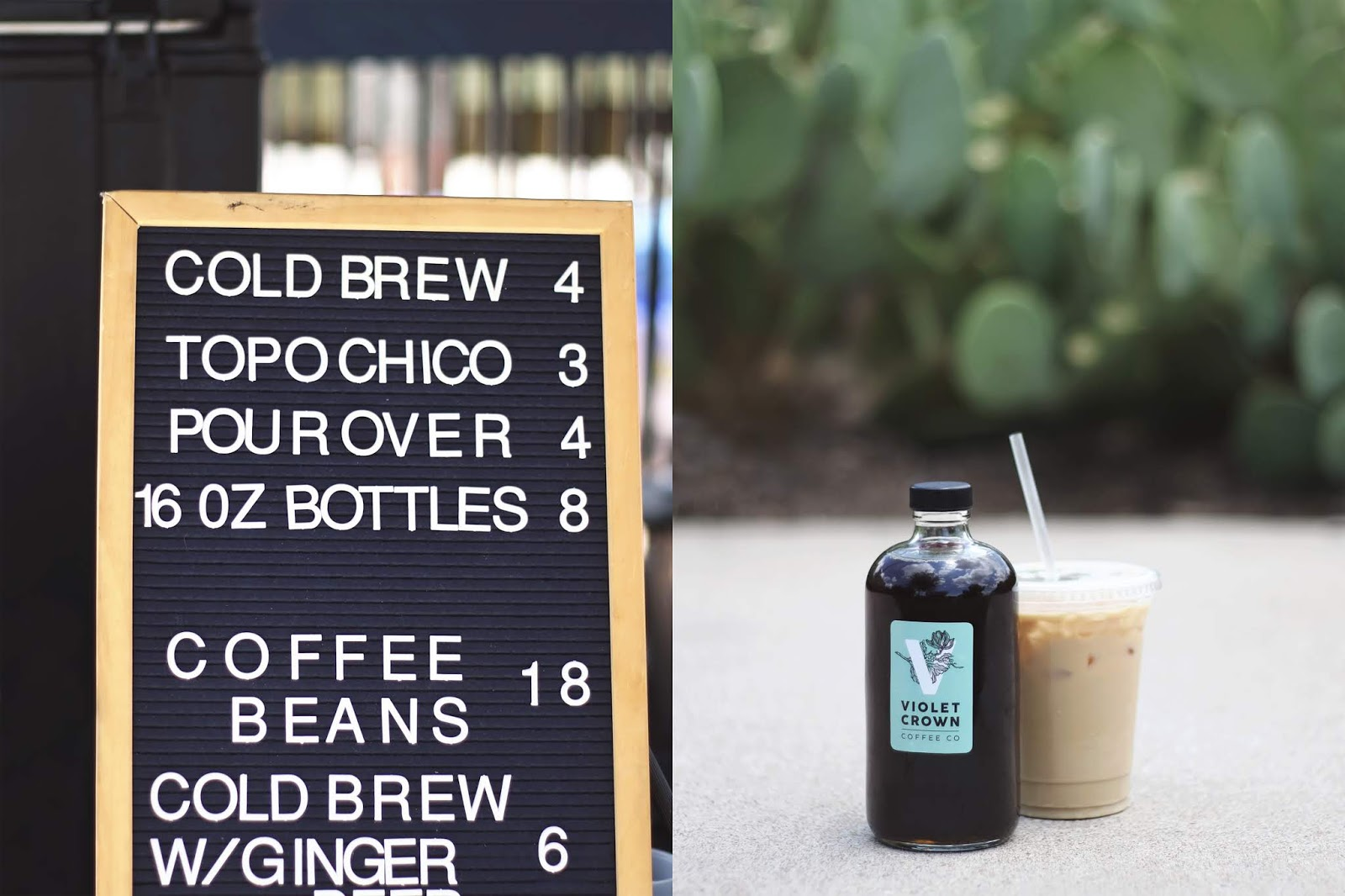 Violet Crown Coffee Austin, Iced Coffee, Cozy Coffee Shop, Coffee Shops Vibe, Cold Brew Coffee