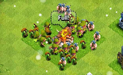 Army Camp coc level 6