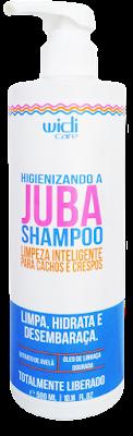 Ingredientes Shampoo Higienizando a Juba - Sem Sulfato, liberado para Low Poo e vegano