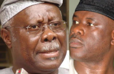 Image result for INTERVIEW: I Feel Sorry For Obanikoro Reconciling With Tinubu — Bode George