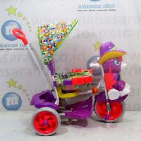 royal sheriff sepeda roda tiga anak