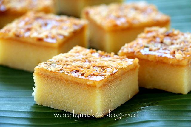 Panlasang Pinoy Banana Cake Video