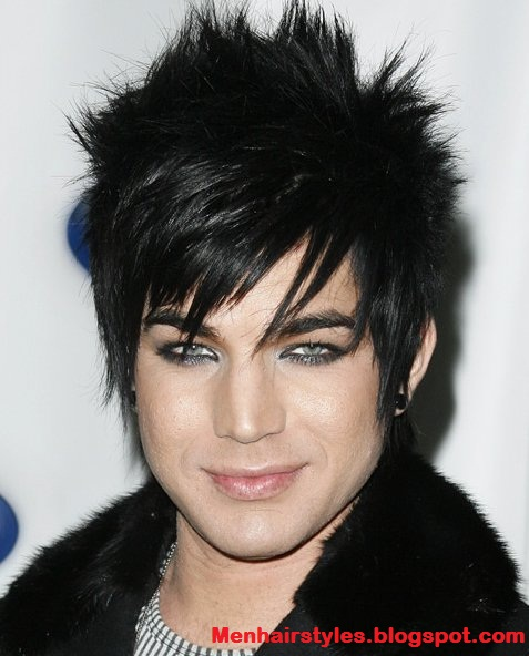 Emo Hairstyles For Men Men Hairstyles Short Long