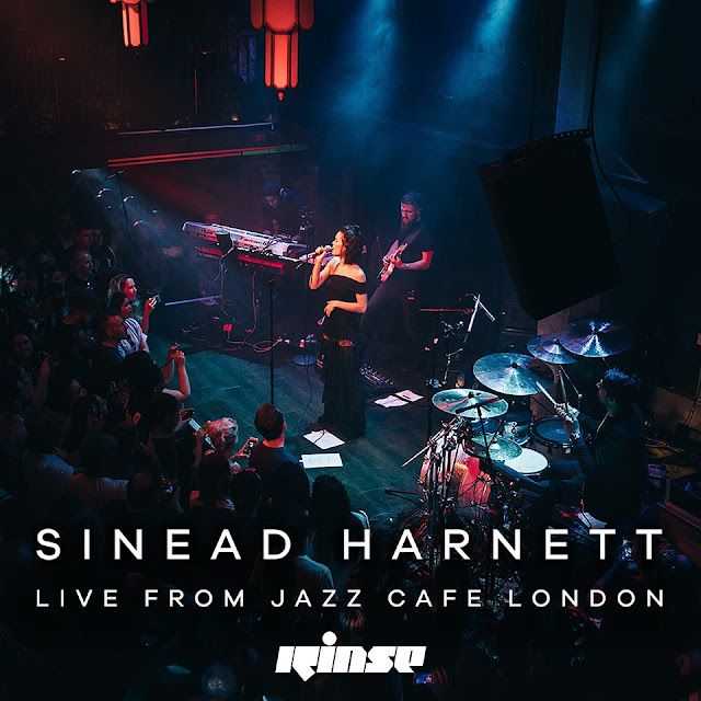 Live Music Television presents Sinead Harnett and a live filmed performance of her songs titled If You Let Me and Unconditional, live at the Jazz Cafe