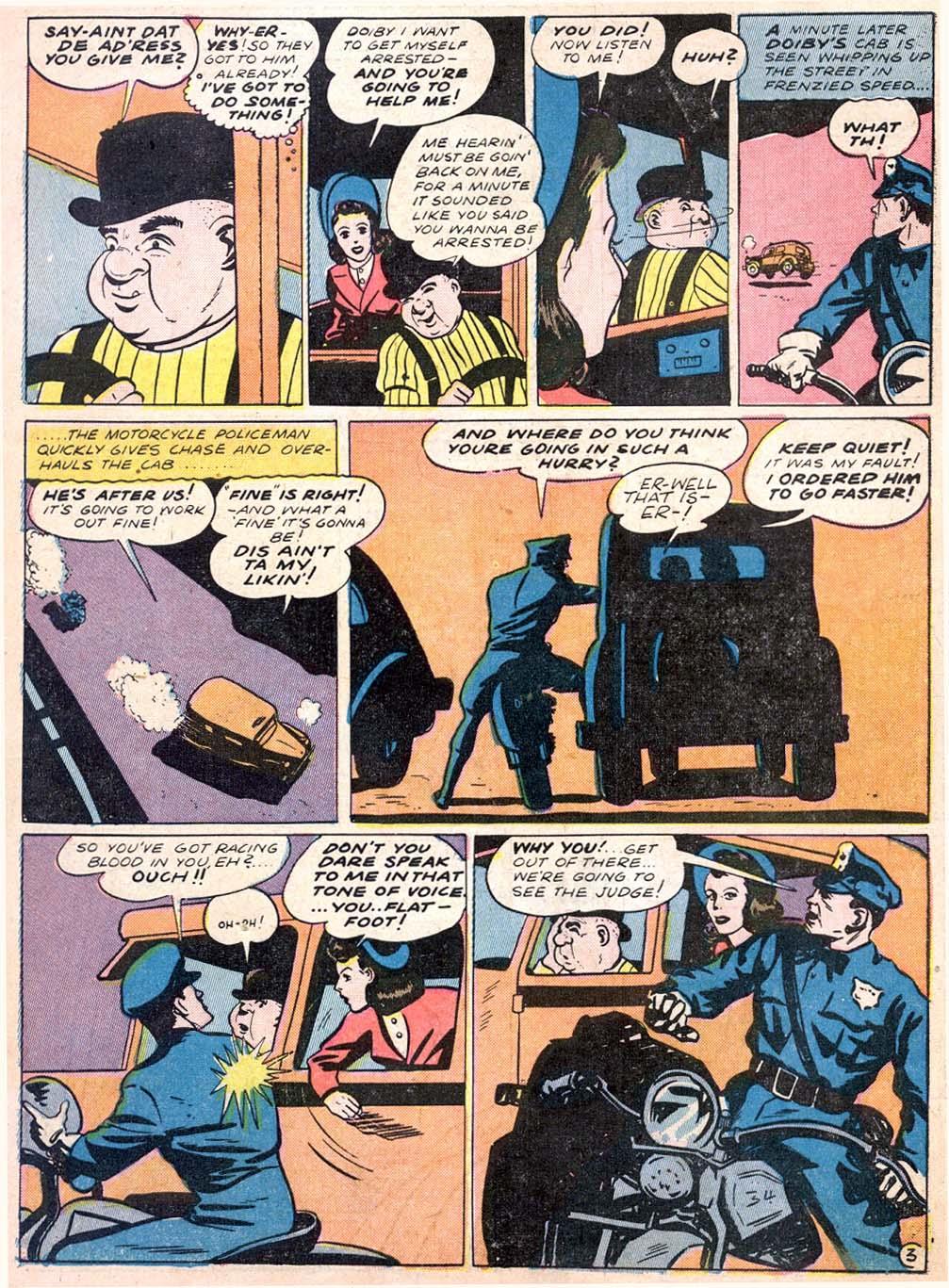 Read online All-American Comics (1939) comic -  Issue #30 - 5