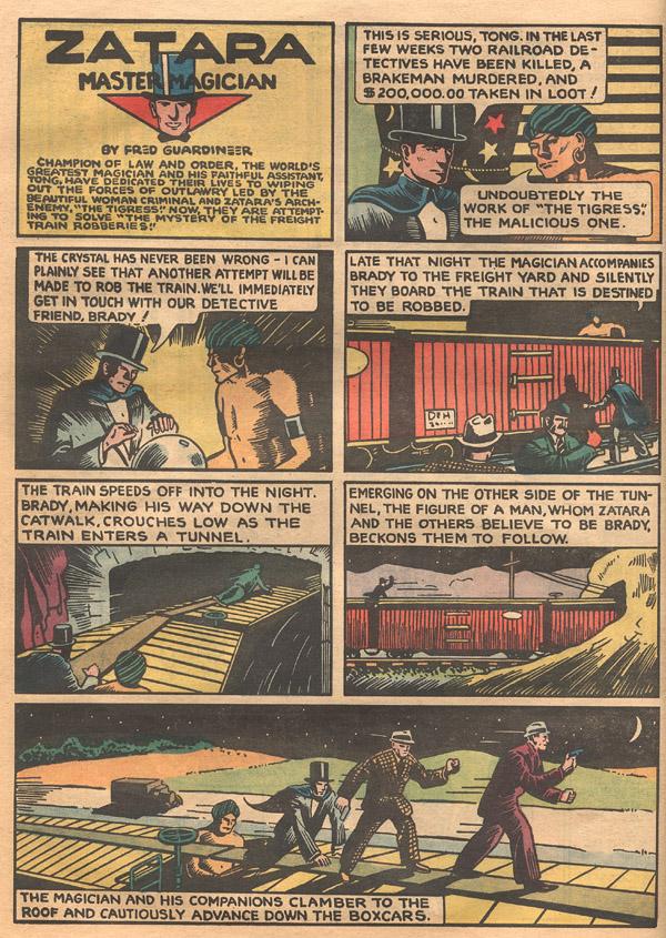 Action Comics (1938) 1 Page 21