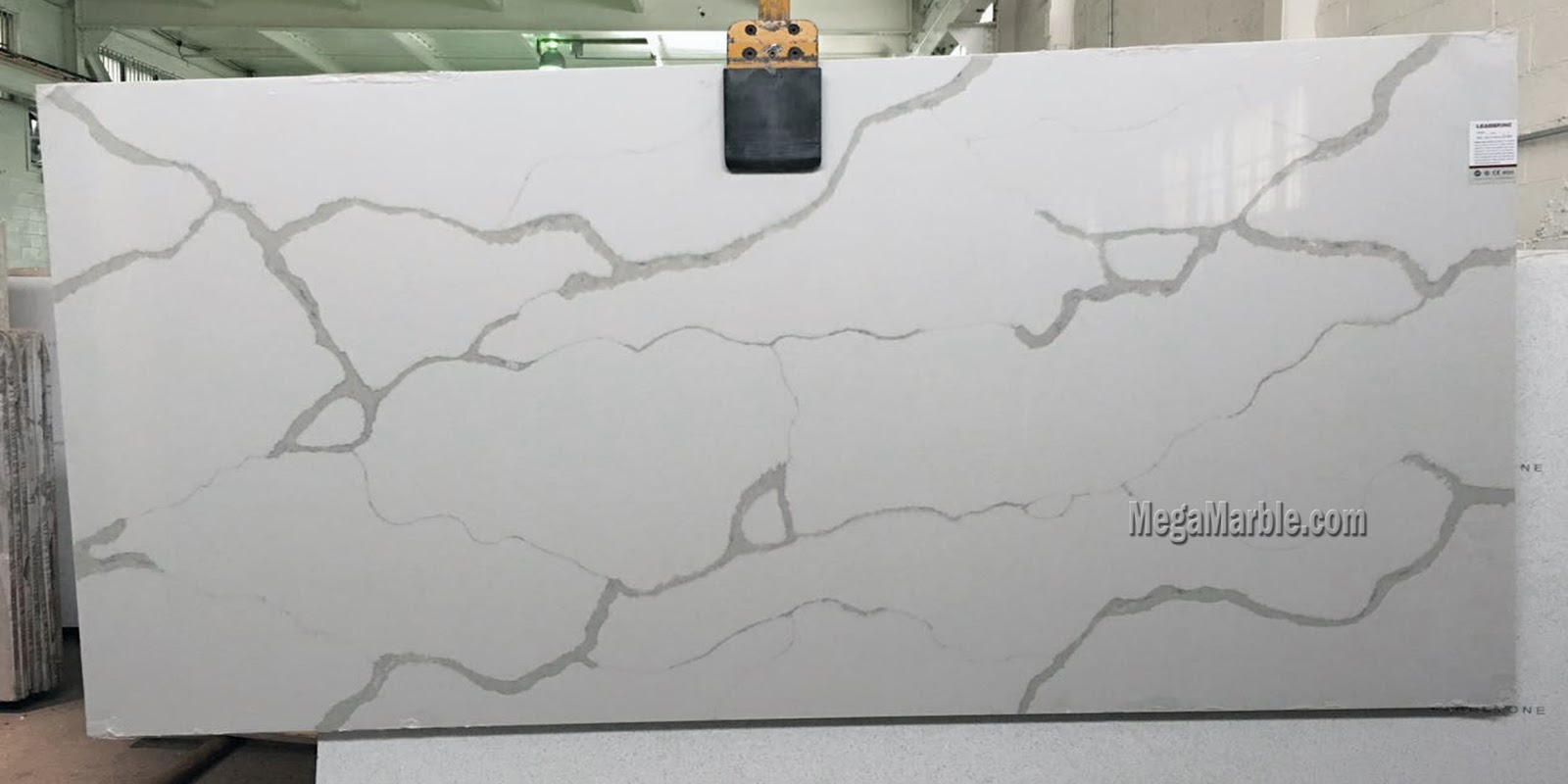 White Quartz Slab Countertops Countertops NJ