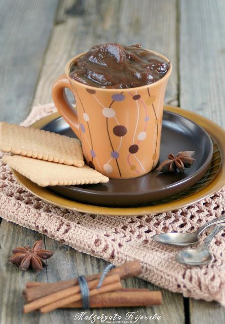 domowa nutella, krem piernikowy, korzenny krem, masełko dyniowe, daylicooking