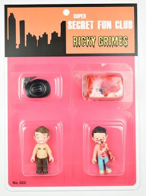 The Walking Kids Mini Figure Set by Super Secret Fun Club