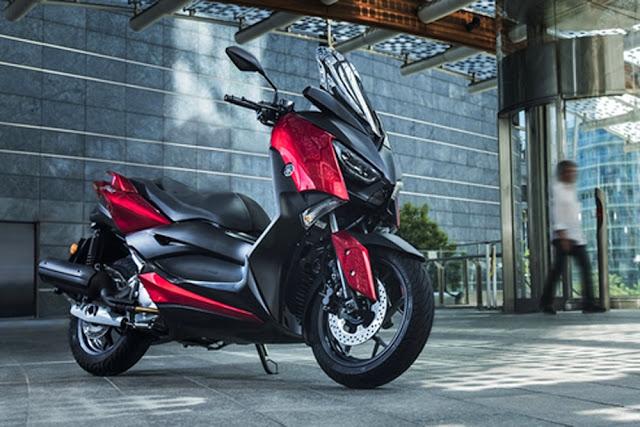 Yamaha-XMax-125-Eropa