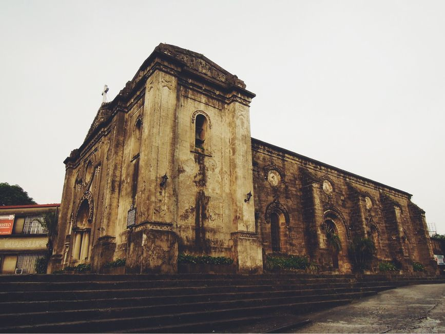Side of Guadalupe Church