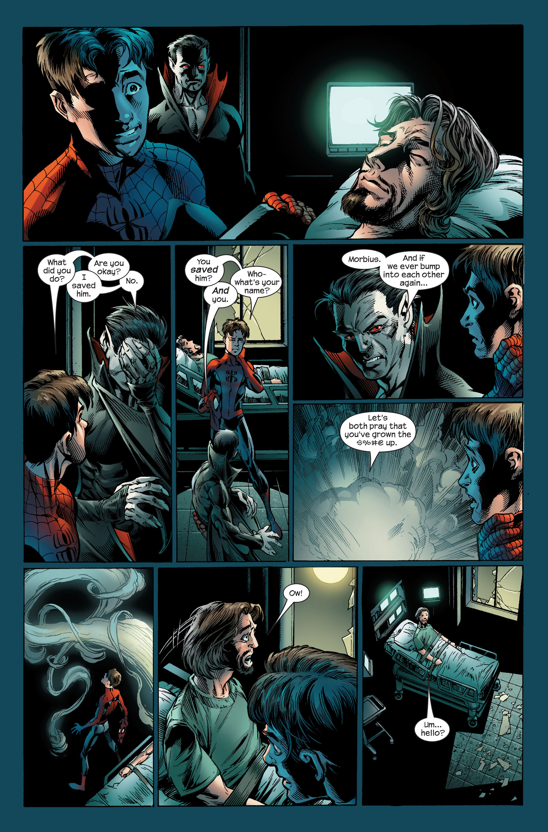 Read online Ultimate Spider-Man (2000) comic -  Issue #96 - 19