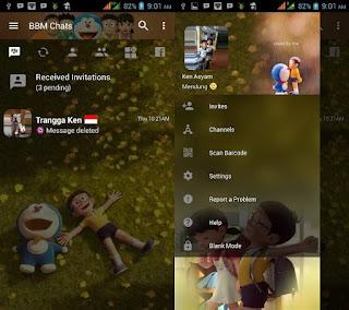 Bbm Mod Doraemon v3.2.5.12 Apk Terbaru