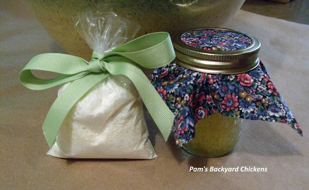 I love making homemade bath salts and scrubs! They are decadent, yet easy to make. These two recipes are so great you'll find yourself making them again and again.