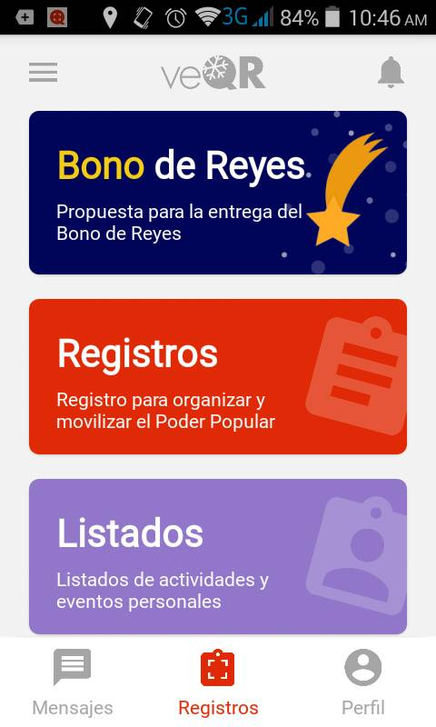 SE REACTIVA EL BONO DE REYES