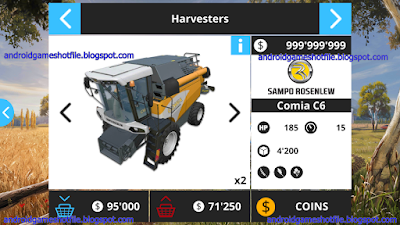 Farming Simulator 16 is one of the few high-quality farm simulators. With the help of this game you can feel like a real farmer, growing their harvest, selling their ...