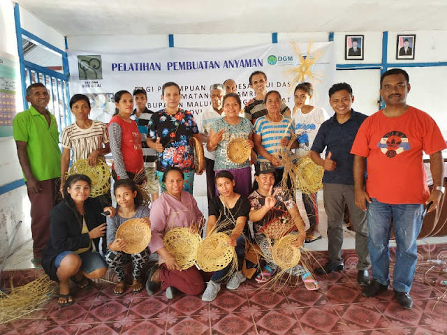 Yayasan Sor Silai Gelar Pelatihan Perempuan Adat di Arui Das