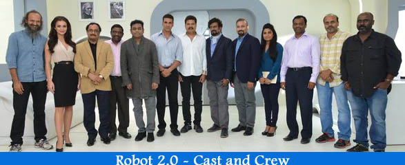 Robot 2.0 cast and crew, robot 2 cast, robot 2 crew