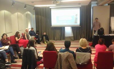 11-12 квітня у Києві відбулася зустріч партнерських організацій за програмою Active Citizens – British Council.