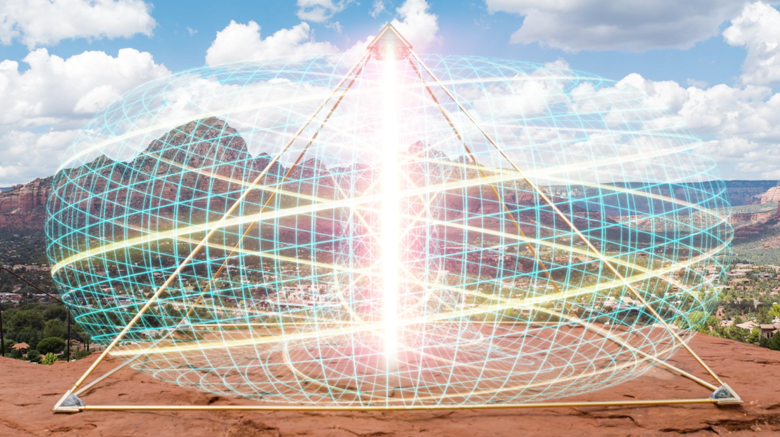 Free Energy, Healing Technology, Pyramids and The Torus