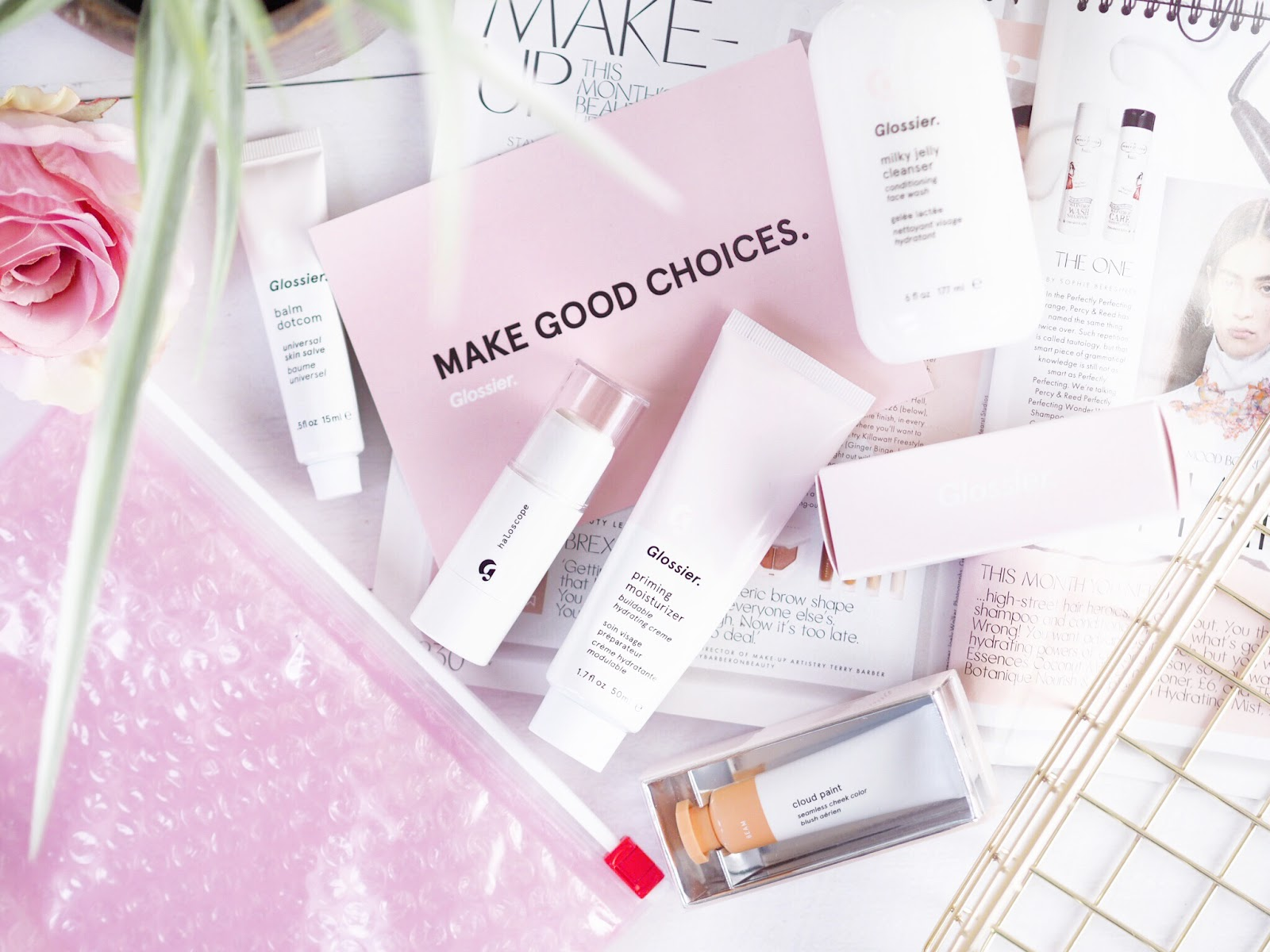 glossier review, glossier, review