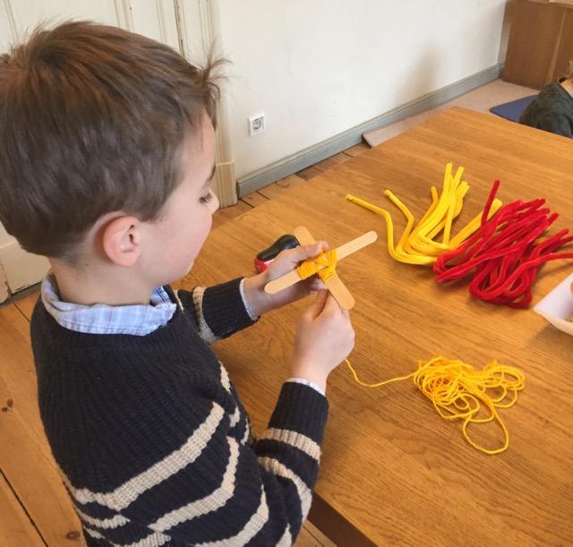 Child Craft Train Table