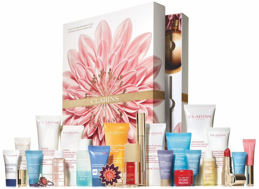 calendrier avent 2018 clarins