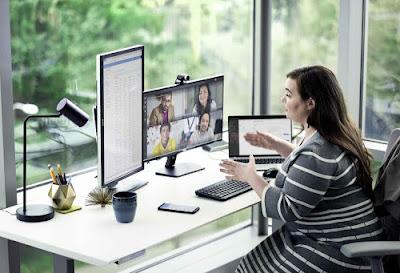 Microsoft brinda consejos para trabajar desde casa