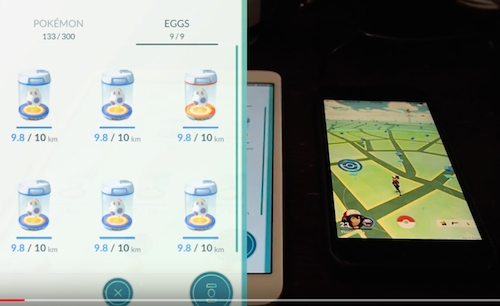 Pokemon Go News, Updates And Videos  : HATCHING 9 10KM MYSTERY EGGS