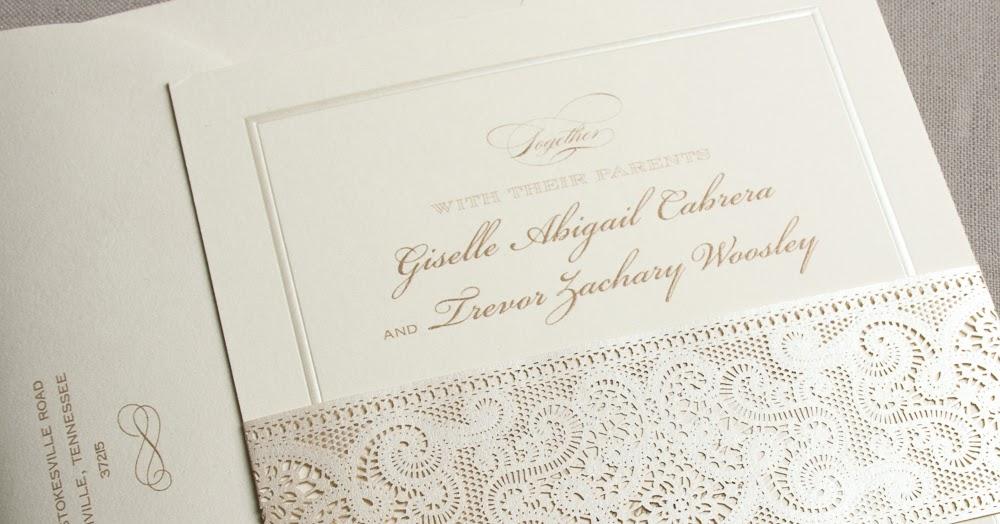 Wedding Invitations William Arthur: William Arthur Blog: Wedding Invitation Trend Watch