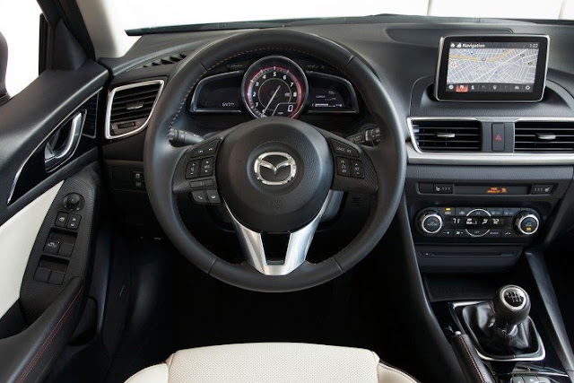 2016 Mazda 3 Hatchback Review 4