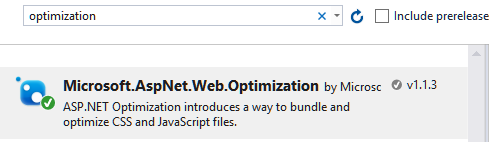 microsoft web optimization