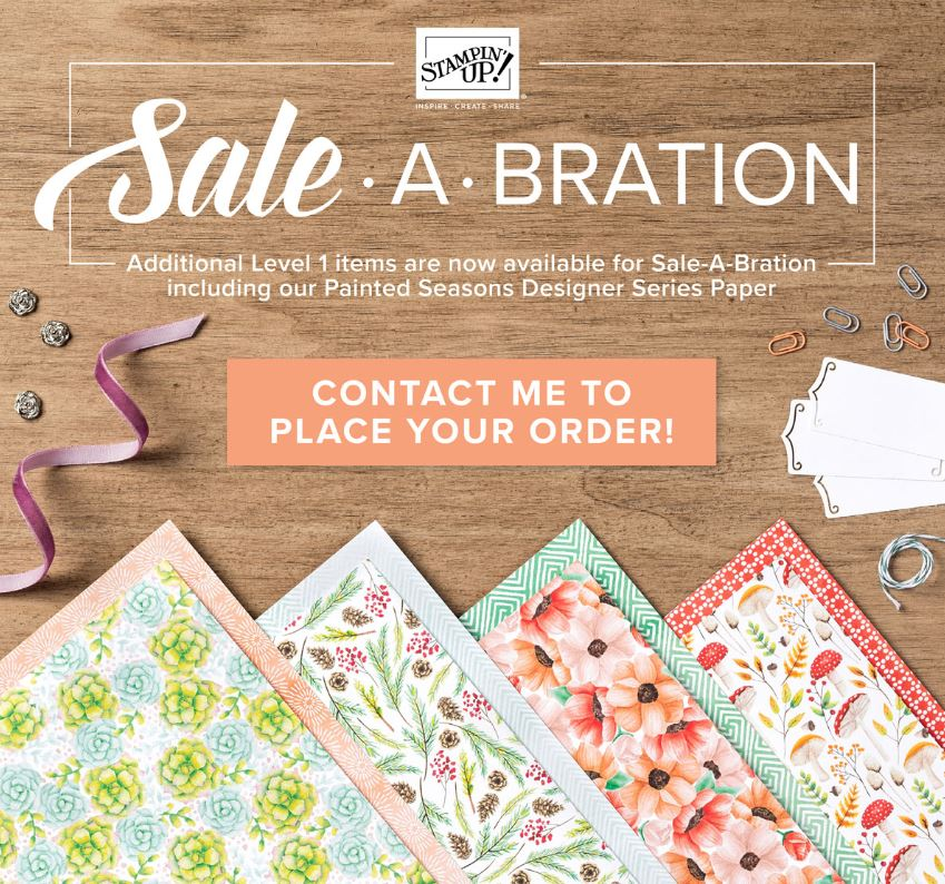 3RD RELEASE SALE-A-BRATION