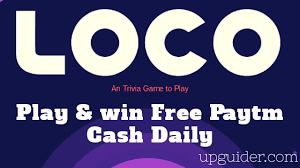 Tricks to earn Rs  30000 PAYTM cash at online trivia app LOCO
