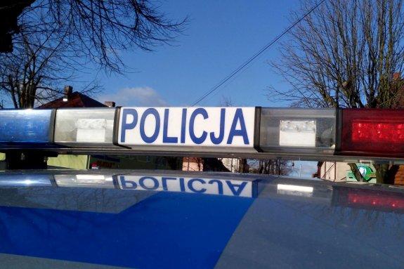 zdjęcie: policja/ Tomaszów Lub.: Wypadek z udziałem pijanego 15-letniego rowerzysty