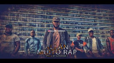 Allan - Muito Rap (Prod. By Lydass)