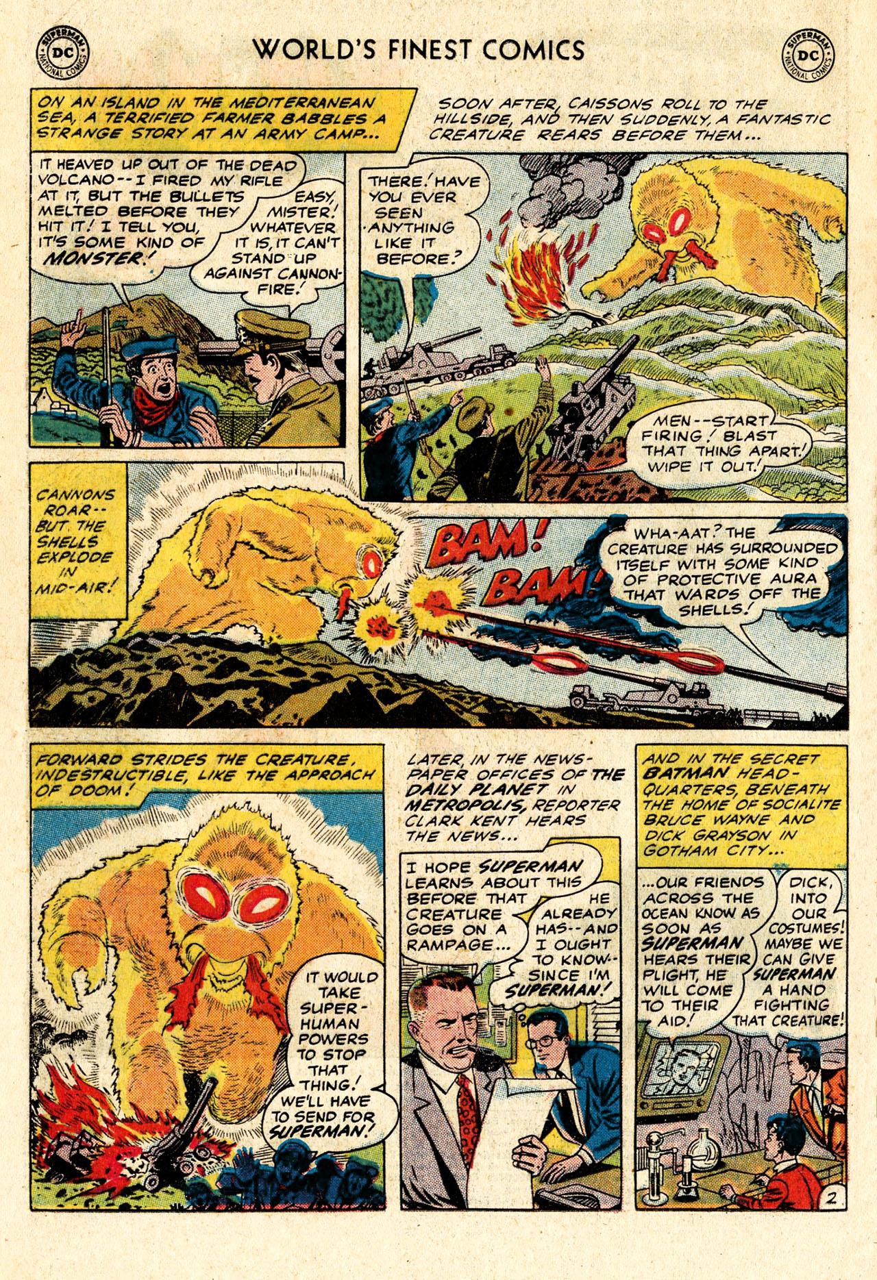 Read online World's Finest Comics comic -  Issue #107 - 4