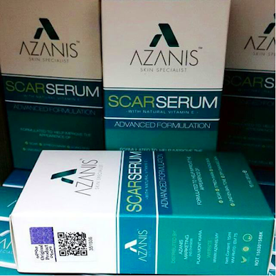 scar serum baru