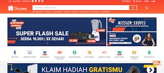 Cara Membuat Web Phising Shopee Terbaru 2019