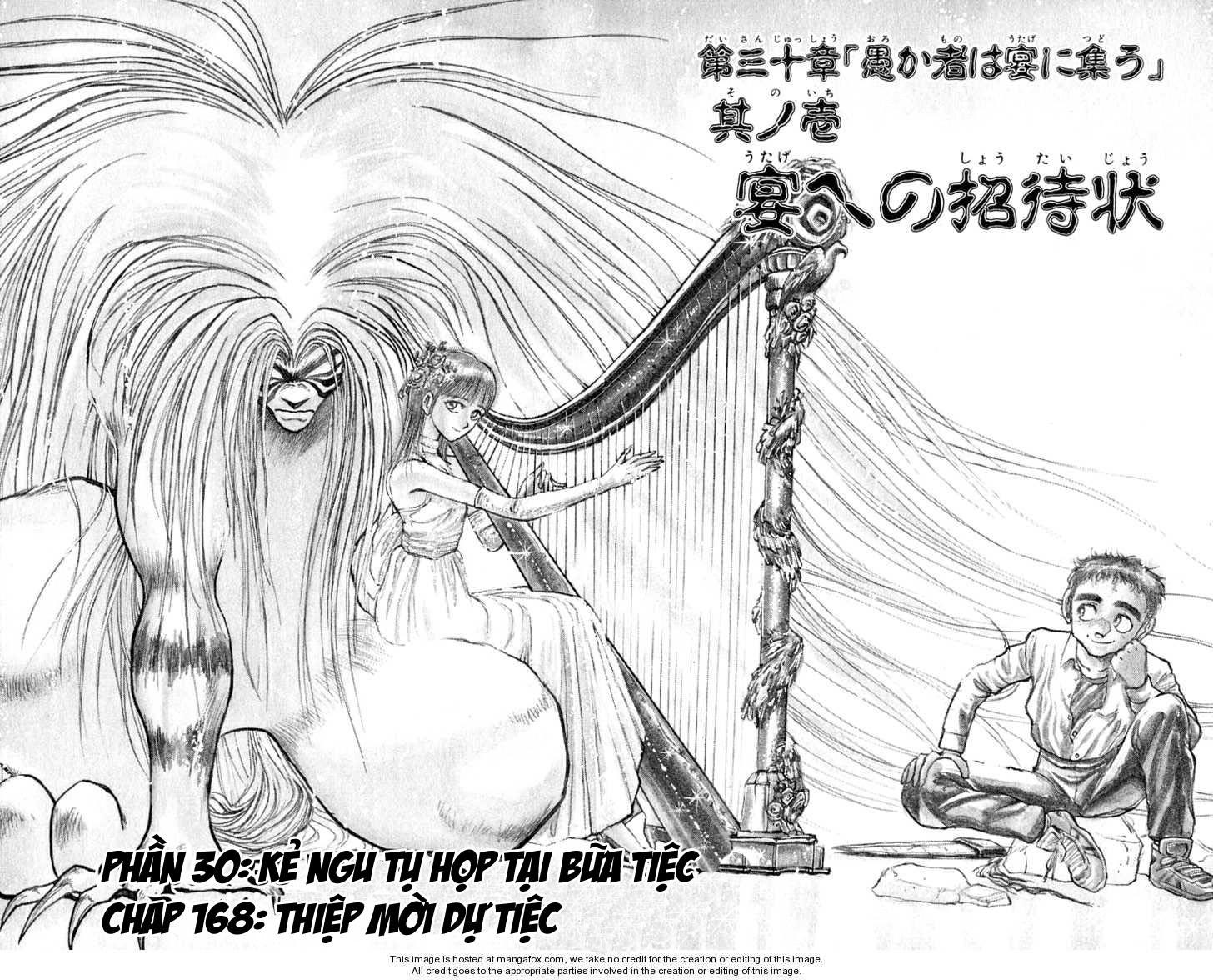 Ushio and Tora Chap 168 - Truyen.Chap.VN