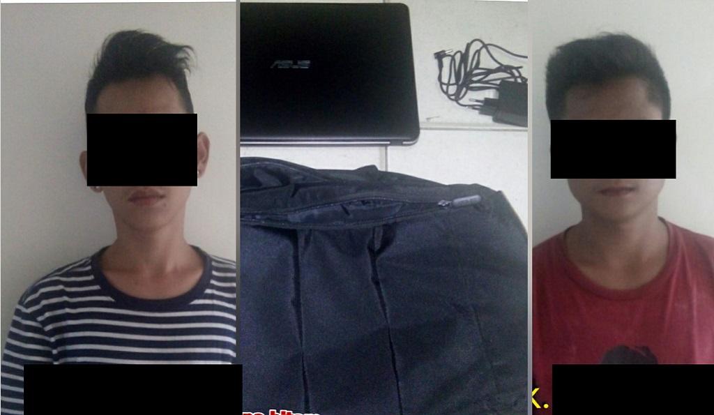Laptop Milik Anak Kos Prasetyo Diembat