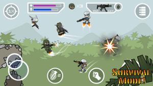 Doodle Army 2 Mini Militia MOD APK-1