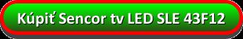 Kúpiť Sencor tv LED SLE 43F12