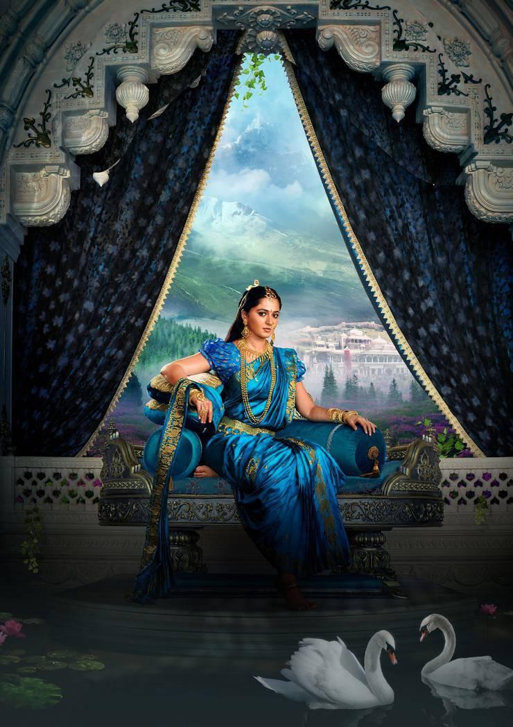 Prabhas And Anushka Baahubali 2 Movie Latest Stills