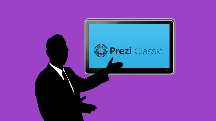 Master Prezi Classic - Beginner through Expert Projects Coupon