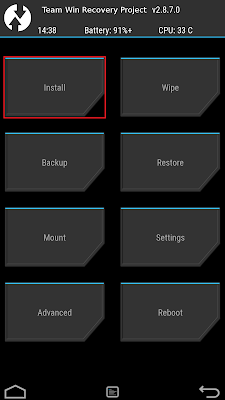 How To Flash Custom Recovery (TWRP/CWM) Samsung Galaxy Ace 3 Devices