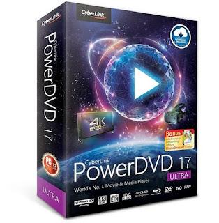 CyberLink PowerDVD Ultra 17.0.1806.60+Instrucciones  (Español)