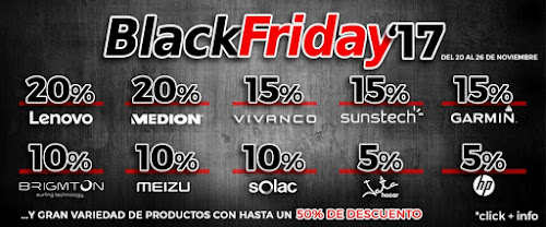 Top 10 ofertas Black Friday 17 de Electrocosto